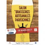 Ne manquez pas le 1er Salon des Brasseries Artisanales Parisiennes