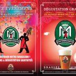 Soirées dégustation gratuite pour le concours Master Brasseur des 3 Brasseurs