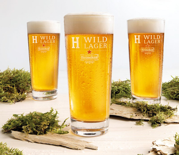H71 ou H41, la Wild Lager de Heineken