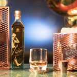 Tom Dixon crée The Johnnie Walker Blue Label Capsule Series