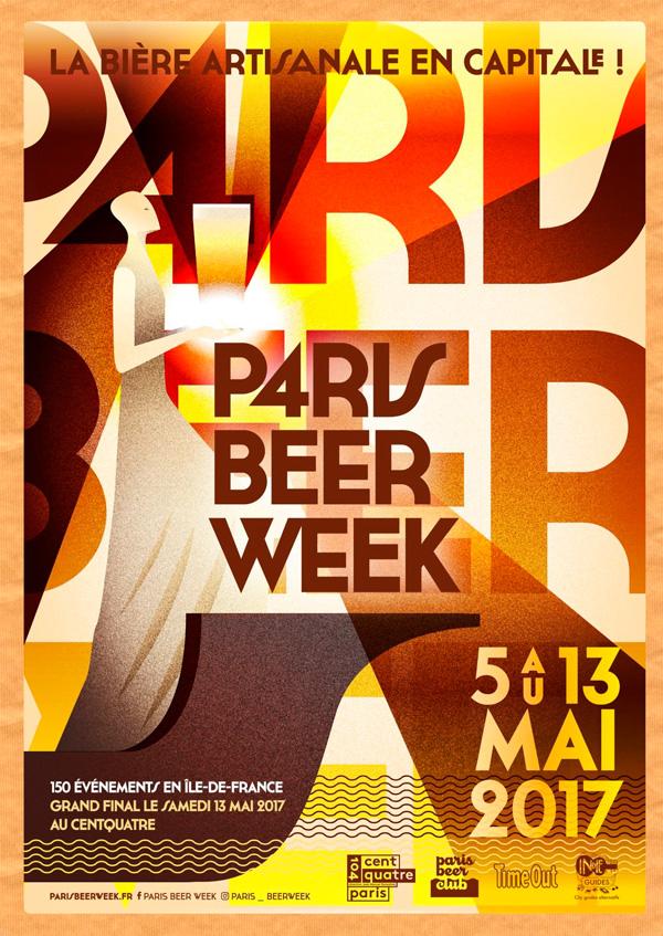 La 4e édition de la Paris Beer Week 2017