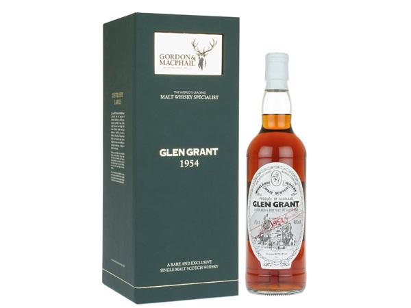 Gordon & MacPhail Rare Vintage Glen Grant 1954