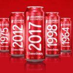Votre bière Kronenbourg avec une année qui compte pour vous