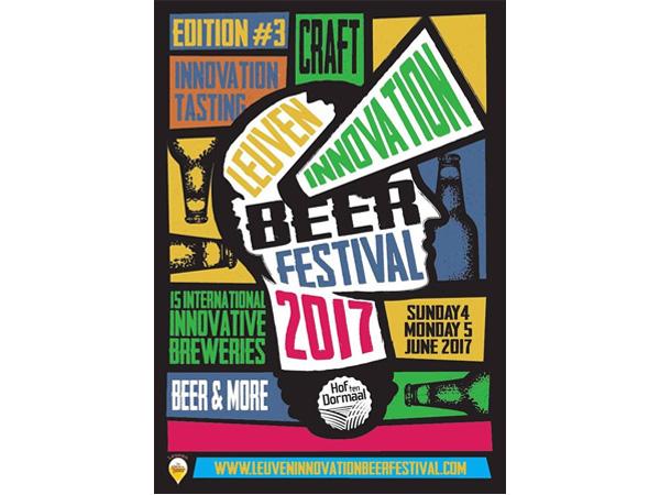 Leuven Innovation Beer Festival 2017