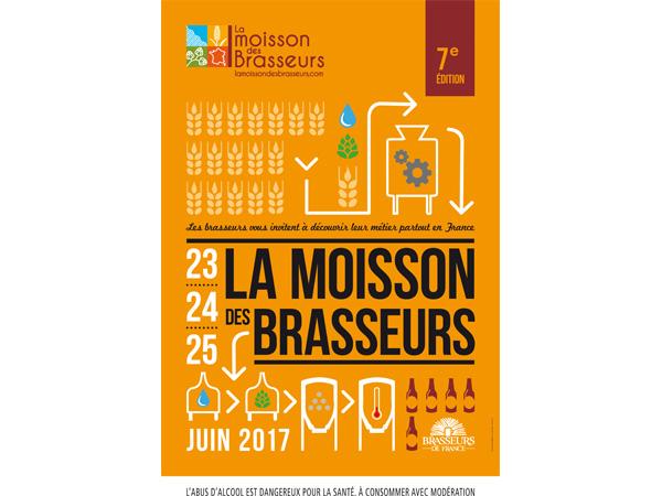 Moisson des Brasseurs 2017