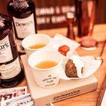 Les fameux Scotch Eggs et les whiskies Dewar's