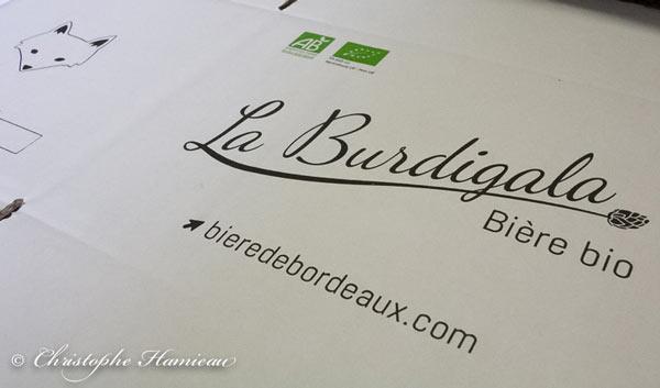 La brasserie Burdigala à la Teste de Buch