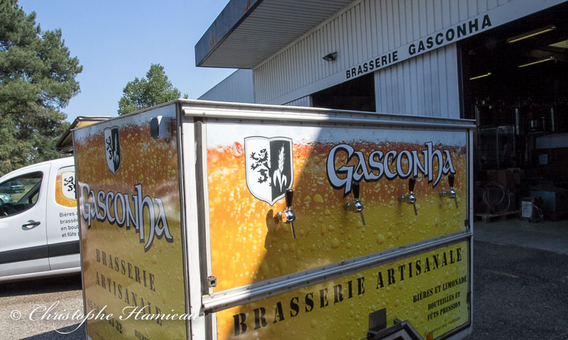Gasconha, la bière mousse au pays du vin