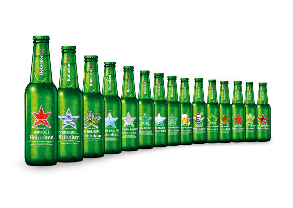 Edition Limitée #Derrieremabouteille par Heineken