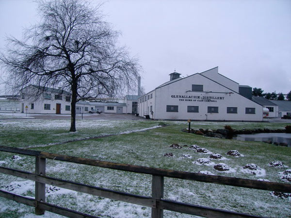 Glenallachie Distillery ©Nicholas Mutton
