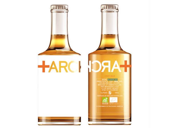 Bière S+ARCK with Olt