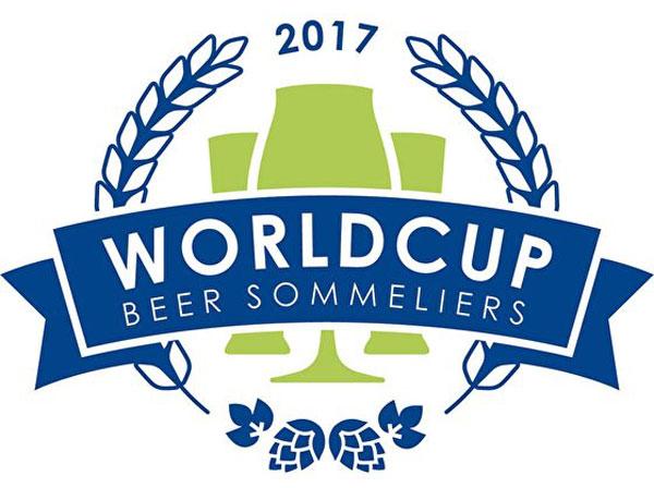 Logo du Championnat du Monde des Sommeliers de la Bière