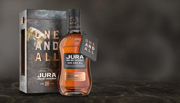La nouvelle édition limitée Jura One and All
