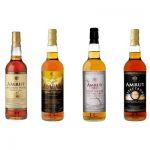 6 éditions limitées 2017 pour le whisky indien Amrut