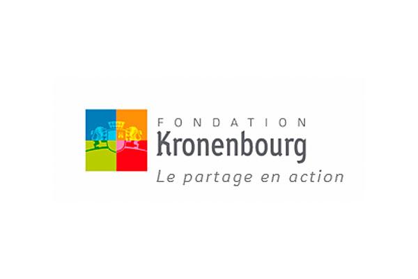 Nouveau logo pour la Fondation Kronenbourg