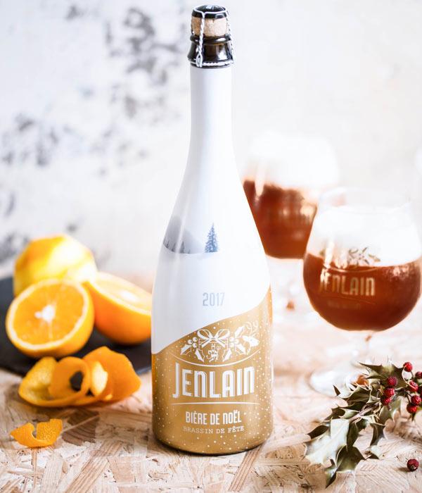 La Bière de Noël 2017 de Jenlain
