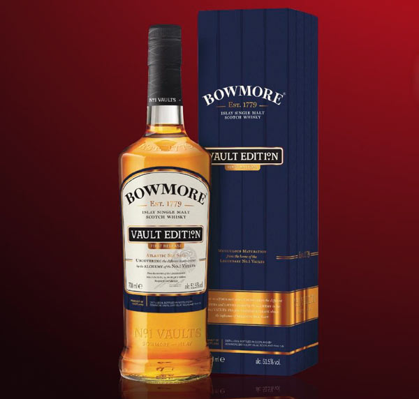 Bowmore Vault Edition Atlantic Sea Salt