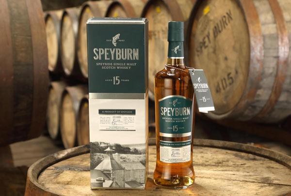 Le Speyburn 15 ans et le nouveau packaging
