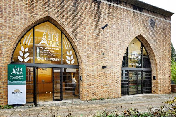 Brasserie éphémère au Chai de Bercy ©TLS pour Brasseurs de France
