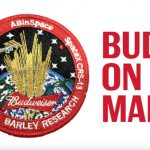 Bud envoie son orge dans l'espace pour brasser sur Mars. Wazzaaa !