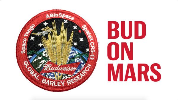 Le programme Bud On Mars est bien lancé !