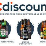 Cdiscount investit le marché de la bière avec 1.000 références !