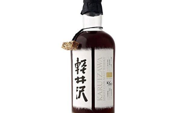 Un Karuizawa 1960 volé à La Maison du Whisky