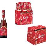 La Leffe de Noël 2017, bière brune d'Abbaye, riche en caractère