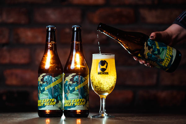 Make Earth Great Again, la nouvelle bière contestataire de BrewDog