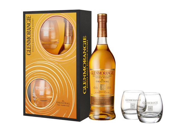 Coffret de Noël The Glenmorangie Original