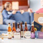 Divine Box propose un abonnement spécial bières trappistes