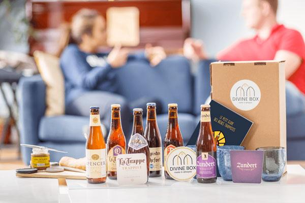 Divine Box spéciale Bières Trappistes