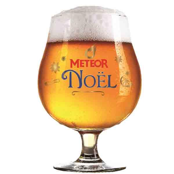 Bière Météor de Noel 2017