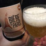 Nous avons dégusté les 3 brassins de la Bière de Paris