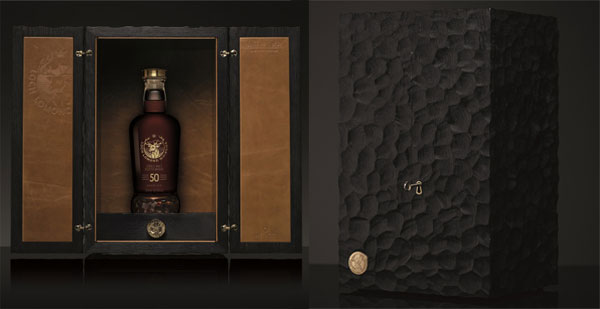Le Coffret Tempest Chest Loch Lomond 50 ans