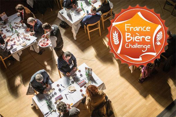 1ere édition du France Biere Challenge à Paris