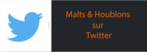Suivez Malts & Houblons sur Twitter