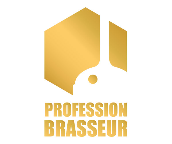 Le logo de la certification Profession Brasseur