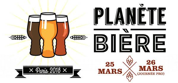 Planète Bière Paris 2018
