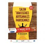 Le Salon des Brasseries Artisanales Parisiennes revient en mars