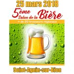 Isère, ne manquez pas le Salon de la bière de Saint-Agnin sur Bion