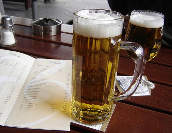 La bière e reste toujours une boisson phare