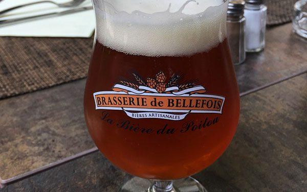 Brasserie de Bellefois, pionnière du retour de la bière en Vienne