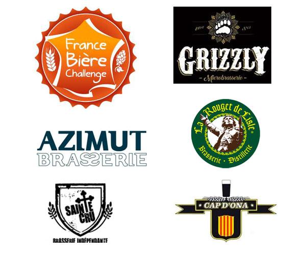 Les brasseries finalistes du concours France Bière Challenge 2018