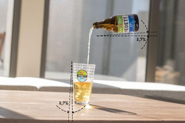 Nouvelle bière Vedett Session IPA 2,7°