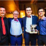 Nicolas Bivert remporte l'édition 2018 des Talents de Bièrologie Heineken