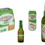 Licorne Bio, la gamme relookée et élargie avec une bouteille de 66cl