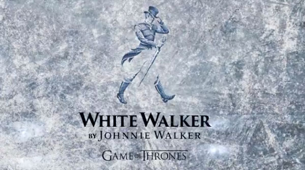 Annonce du White Walker Game of Thrones