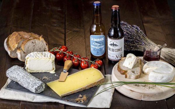 La Boite du Fromager lance sa box «Fromage et Bière»