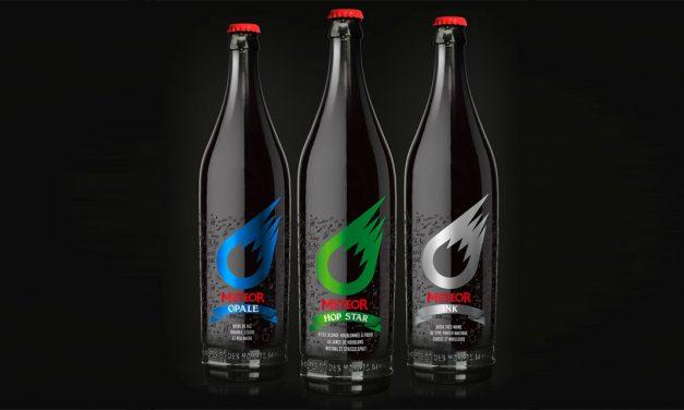 La brasserie Meteor lance sa gamme MeteorLab